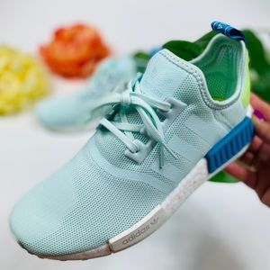 Adidas NMD _R1 J originals Youth 7 Womans 9 Shoes
